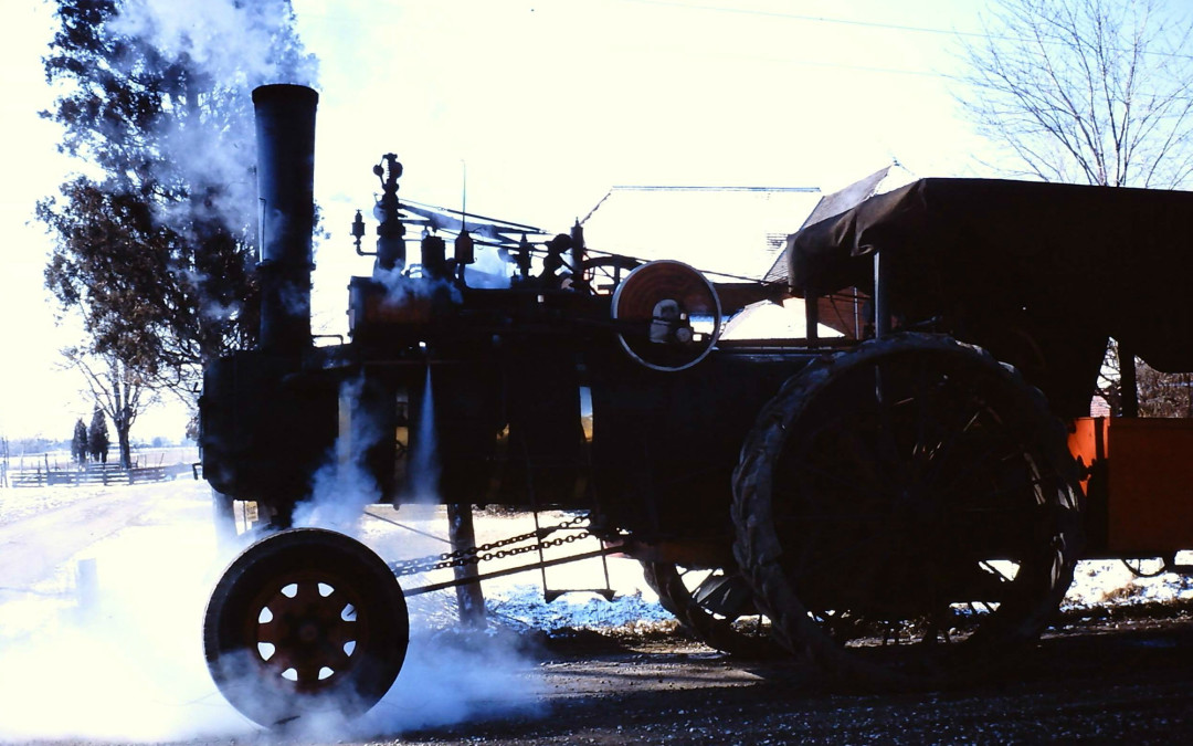 Have Steam, Will Travel